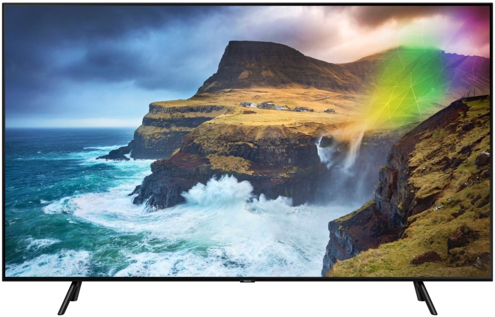 телевизор Samsung QE-65Q70R | ТВ Техника