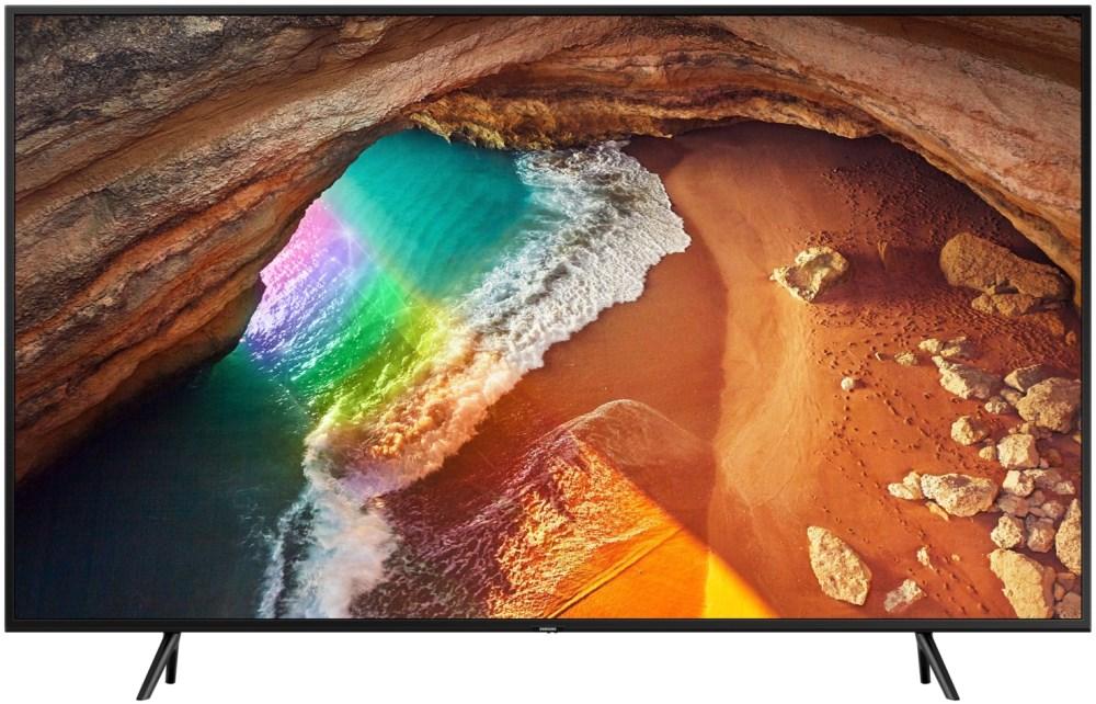 телевизор Samsung QE-75Q60R   ТВ Техника